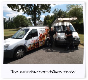 The WoodBurners4Flues team